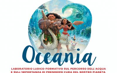 Oceania presso Laboratorio LABiCi