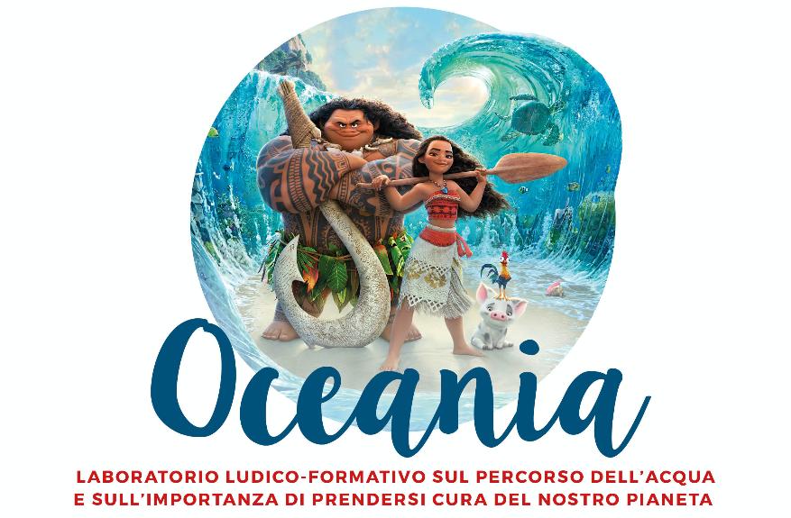 Oceania in Carnevale